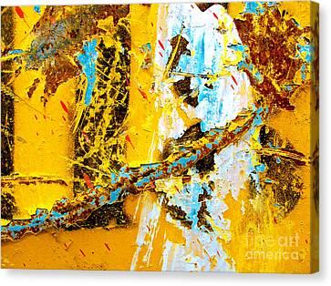 Jay Taylor Canvas Print - Abundance by Jay Taylor
