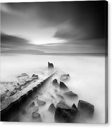 Water Filter Canvas Print - Abyss by Pawel Klarecki