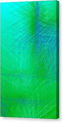 Organic Canvas Print - Ac-3-5 by Gareth Lewis