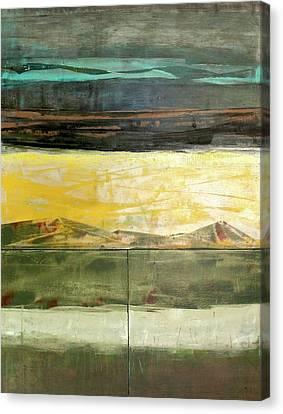 Acoma Pueblo Canvas Print by Jorge Luis Bernal