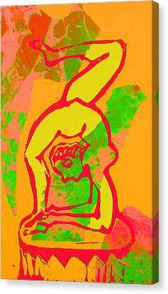 Acrobat 1 Canvas Print