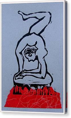 Acrobat 2 Canvas Print