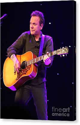 Actor Musician Kiefer Sutherland Canvas Print by Concert Photos