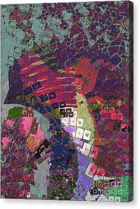 Ad Canvas Print