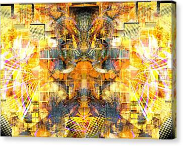 Adagio For Strings... Canvas Print