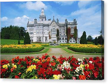 Adare Manor Golf Club, Co Limerick Canvas Print by The Irish Image Collection