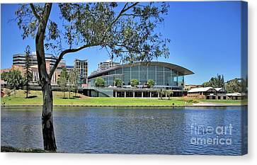 Adelaide Convention Centre Canvas Print