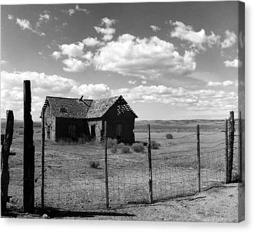 Adobe Homestead Canvas Print