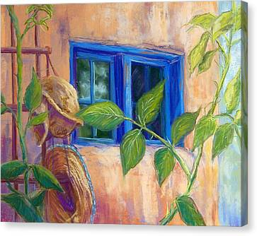 Adobe Windows Canvas Print by Candy Mayer