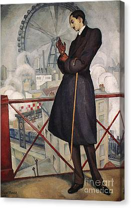 Adolfo Best-maugard Canvas Print by Granger