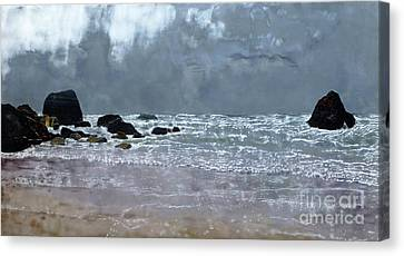 Canvas Print - Adorned by Andrea Benson