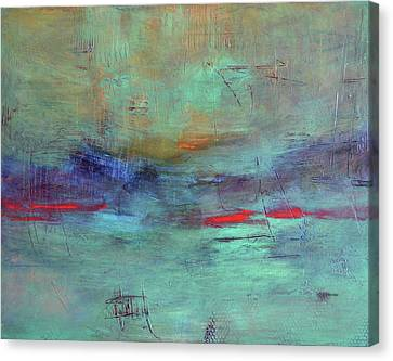 Adrift Canvas Print by Filomena Booth