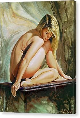 Adrina Canvas Print