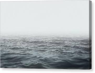 Rainy Canvas Print - Aeon by Taylan Apukovska
