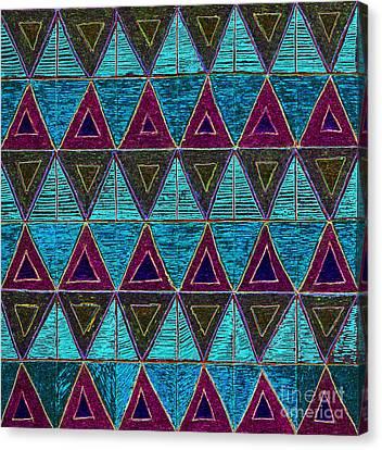 Appleton Canvas Print - Aesthetic Harmony by Norma Appleton