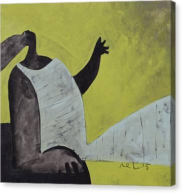 Expression Canvas Print - Aetas No. 18  by Mark M  Mellon