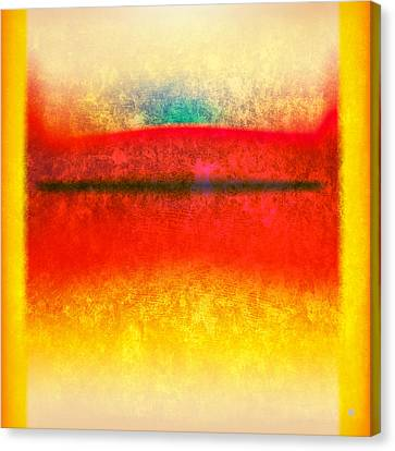 After Rothko 8 Canvas Print by Gary Grayson