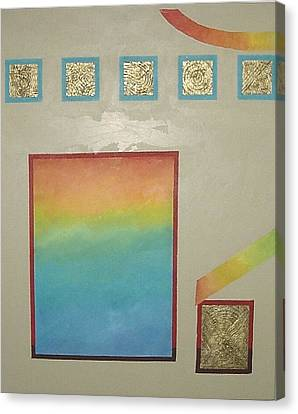 After The Rain Canvas Print by Bernard Goodman