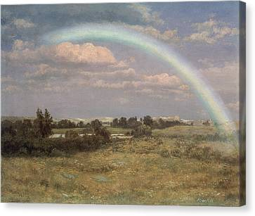 After The Storm Canvas Print by Albert Bierstadt