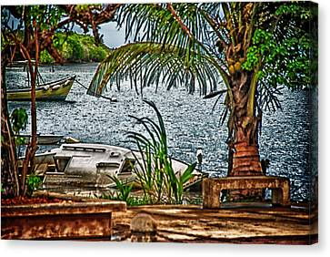 After The Storm Fajardo Puerto Rico Canvas Print