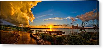 After The Storm Canvas Print by Jeff S PhotoArt