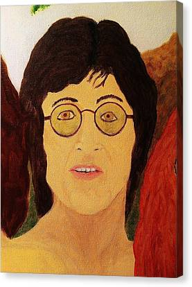 Afterlife Concerto John Lennon Canvas Print