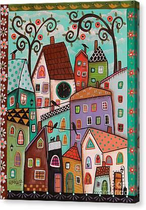 Afternoon Canvas Print by Karla Gerard