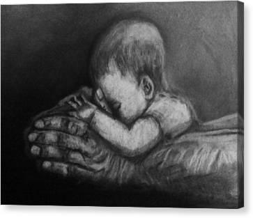Ageless Faith Canvas Print by Seth Deter