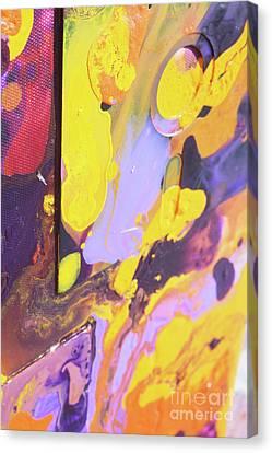 Agp Detail Canvas Print