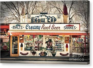 Ah - Such Sweet Memories Canvas Print by Sandra Bronstein