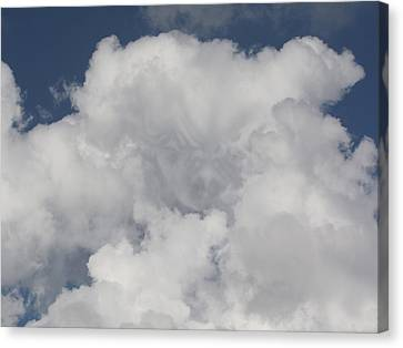 Air Spirit 17 Canvas Print by Alma