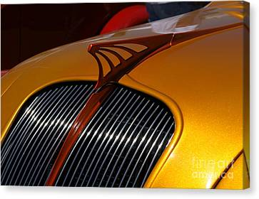 Airflow Canvas Print by David Pettit