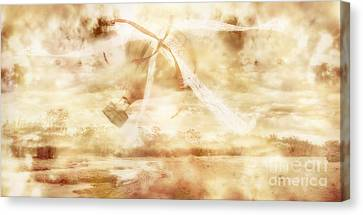 Airs Of Freewill. Gusts Of Fate Canvas Print by Jorgo Photography - Wall Art Gallery