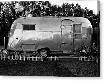 Airstream Life Canvas Print by David Lee Thompson