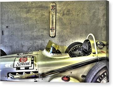 Aj Foyt 1961 Roadster Canvas Print