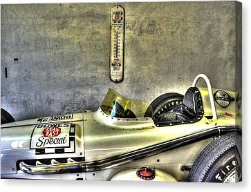 Aj Foyt 1961 Roadster Canvas Print