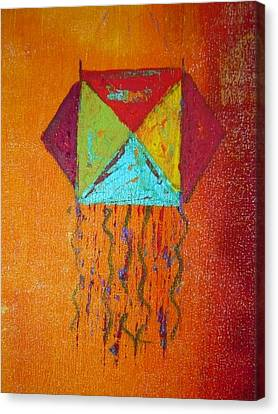 Akashdeep Canvas Print by Piety Dsilva
