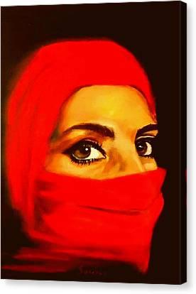 Al-andalus-4 Canvas Print by Manuel Sanchez