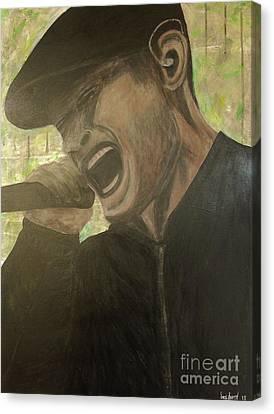 Al Barr Canvas Print