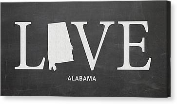 Al Love Canvas Print by Nancy Ingersoll