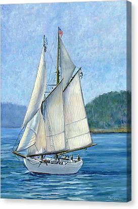 Alabama  Canvas Print by Paul Gardner