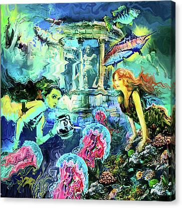 Alantis Canvas Print