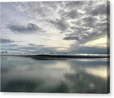 Alaskan Sunrise Canvas Print