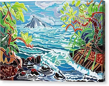 Alau Island Canvas Print by Fay Biegun - Printscapes
