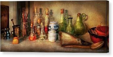 Canvas Print - Alchemy - The Home Alchemist by Mike Savad