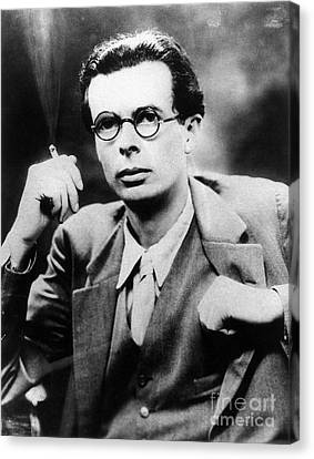 Aldous Huxley (1894-1963) Canvas Print by Granger