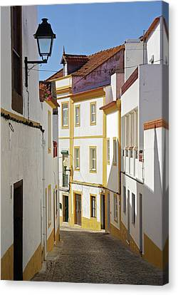 Alentejo Street Canvas Print