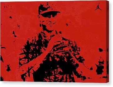Alex Rodriguez J1 Canvas Print