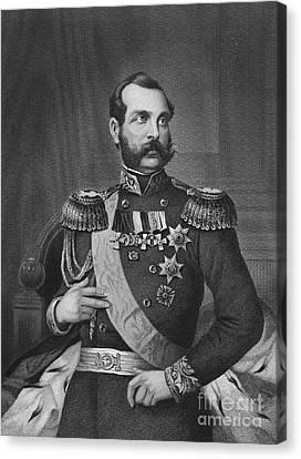 Alexander II (1818-1881) Canvas Print