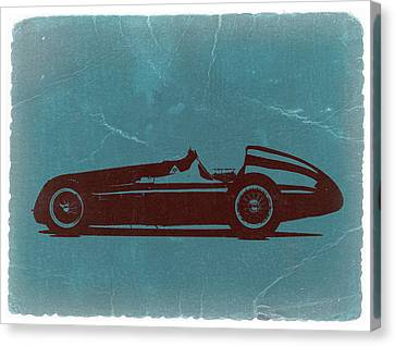 Alfa Romeo Tipo 159 Gp Canvas Print by Naxart Studio
